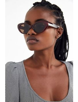 Coco Cat Eye Sunglasses by Urban Outfitters