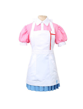 Danganronpa Mikan Tsumiki Cosplay Costumes Cosplay Coat, Perfect Custom For You ! by Cosersuki