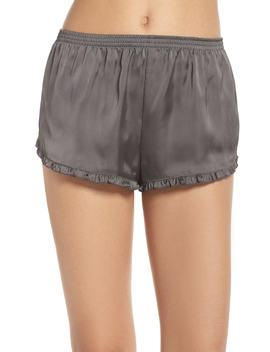 Satin Lounge Shorts by Chelsea28