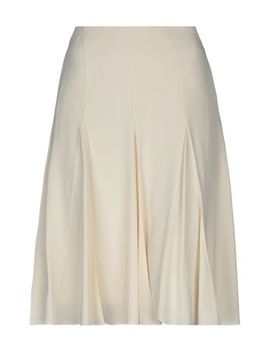 Salvatore Ferragamo Knee Length Skirt   Skirts by Salvatore Ferragamo