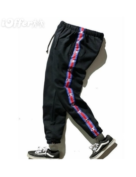 Brand Pants Long Men Pants Stussy Jogging Pants by I Offer
