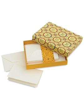 "Medioevalis Set Of 20 Folded Cards & Envelopes 4.5"" X 6.7"" by Etsy"