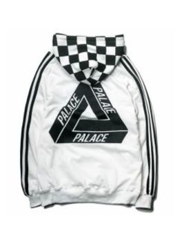 Hot Palace Men Women Hoody Triangle Jackets Coat Hoodie by I Offer