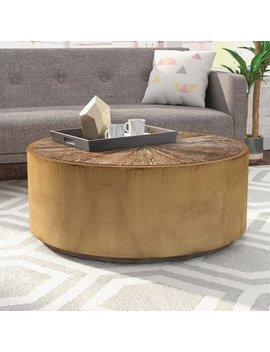 Mistana Pacifica Coffee Table & Reviews by Mistana