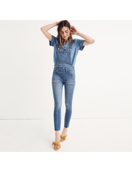 Madewell Skinny Overalls   Vintage Wash by Madewell