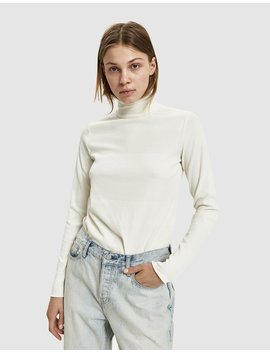 Angele Ribbed Top by A.P.C.