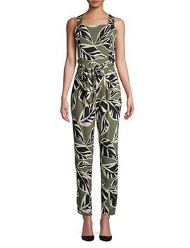 Safari Tapered Jumpsuit by Dorothy Perkins