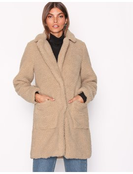 Teddy Coat by New Look