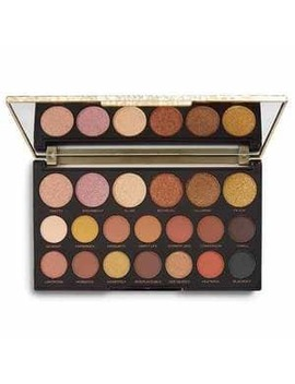 Revolution Jewel Collection Eyeshadow Palette Gilded by Makeup Revolution