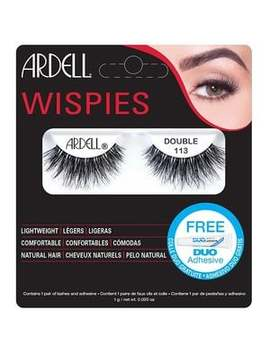 Ardell Lashes Wispies Double 113 by Ardell