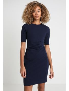 Rouched Side Bodycon   Etui Jurk by Dorothy Perkins