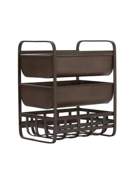 Mission Modular System Collection, Basket Drawers by Pottery Barn
