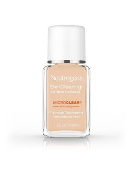 Neutrogena Skinclearing Makeup, 70 Fresh Beige, 1 Fl. Oz. by Neutrogena