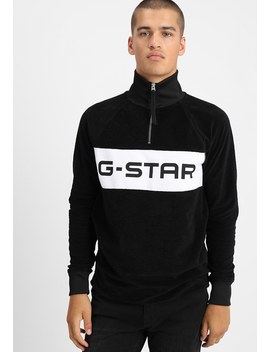 Jirgi Half Zip Logo   Sweatshirt by G Star