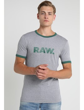 Xemoj Slim R T S/S   T Shirt Med Print by G Star