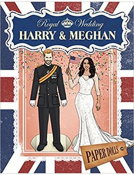 Royal Wedding: Harry & Meghan Paper Dolls by Random House