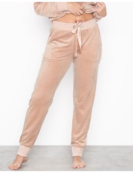 Velour Pockets Pant by Hunkemöller