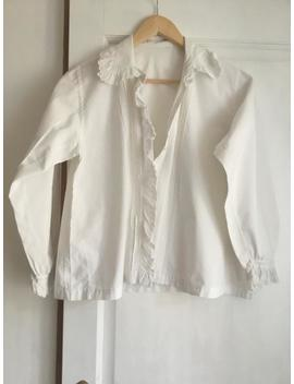 1900's French Blouse Size 12 14 by Etsy
