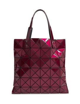 Lucent Metallic Tote Bag by Bao Bao Issey Miyake