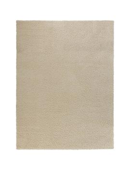 Shag Cream 8 Ft. X 10 Ft. Area Rug by Home Depot