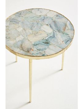 Agate Side Table by Anthropologie