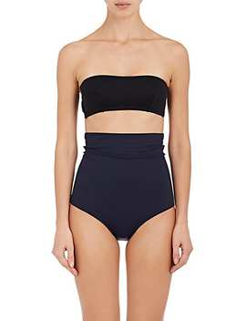 Mark Strapless One Piece Swimsuit by Eres