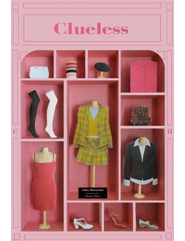 Clueless Poster, Artwork By Jordan Bolton by Etsy