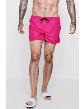 Extreme Short Length Swim Short by Boohoo