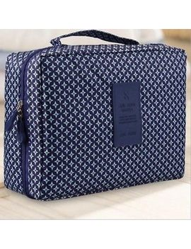 Multifunction Makeup Case Women Travel Cosmetic Bag Pouch Toiletry Organizer Bag by Unbranded