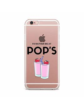 clear-riverdale-iphone-7-plus-sized-case-bigger-screen,-black-rather-be-at-pops-iphone-8-plus-cover-riverdale-quote-themed-iphone-casing-gift-mysterious-series-lover,-fitted-transparent-soft-tpu by che