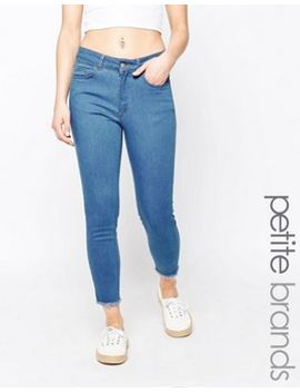 Chorus Petite Salem Skinny Jeans by Jeans