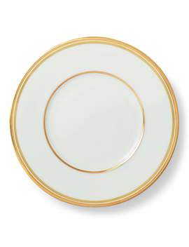 Wilshire Bread And Butter Plate, Gold by Ralph Lauren Home