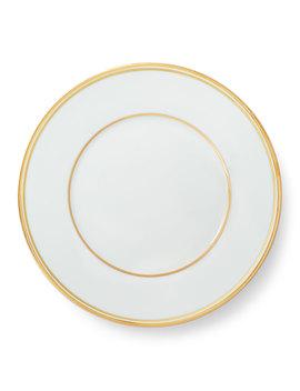 Wilshire Salad Plate, Gold by Ralph Lauren Home