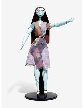 The Nightmare Before Christmas 25th Anniversary Sally 16 Inch Limited Edition Coffin Doll Hot Topic Exclusive by Hot Topic
