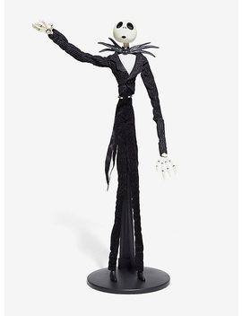 The Nightmare Before Christmas 25th Anniversary Jack Skellington 16 Inch Limited Edition Coffin Doll Hot Topic Exclusive by Hot Topic