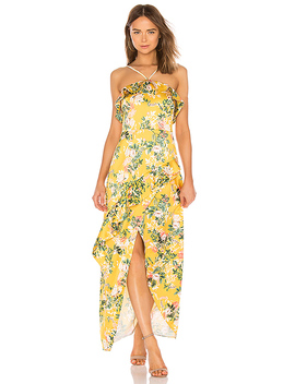 Isabella Maxi Dress by Stylestalker