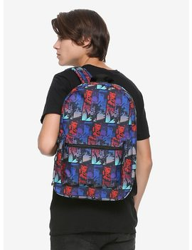 Cowboy Bebop Backpack by Hot Topic