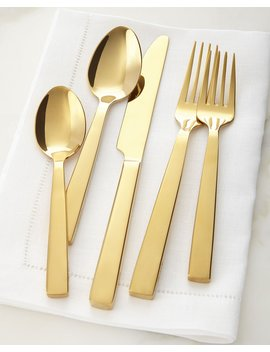 5 Piece Academy Flatware Place Setting by Ralph Lauren Home