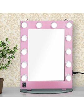 Symple Stuff Berkshire Illuminated Vanity Mirror by Symple Stuff