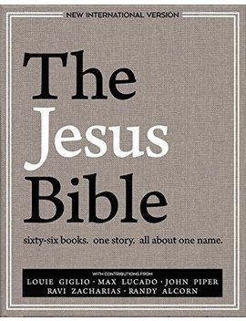 The Jesus Bible, Niv Edition, E Book by Louie Giglio