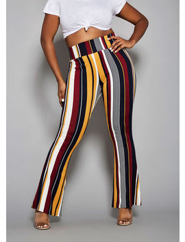 The Layla Pant by Ashley Stewart