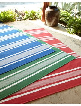 Harborview Stripe Indoor/Outdoor Rug, 4' X 6' by Safavieh