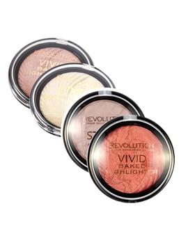 RevolutionVivid Baked Highlighter 7.5g by Makeup Revolution