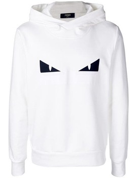 'eye' Kapuzenpullover by Fendi