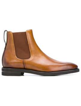 Klassische Chelsea Boots by Berwick Shoes