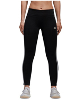 Designed 2 Move 3 Stripes Long Tightsa by Adidas