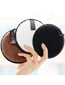 2018 Hot Sale Microfiber Cloth Pads Makeup Remover Towel Face Cleansing Make Up Removedor De Maquiagem by Ishowtienda