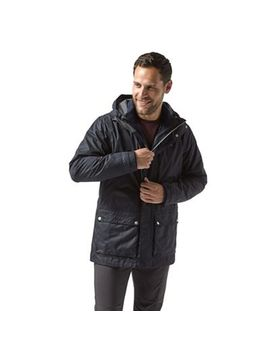 Craghoppers   Blue Mudale Waterproof 3 In 1 Jacket by Craghoppers
