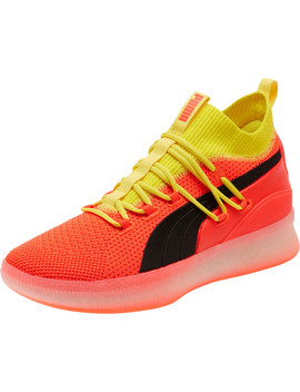 Clyde Court Disrupt Men's Basketball Shoes by Puma