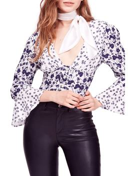 Lady Bohemian Blouse by Free People